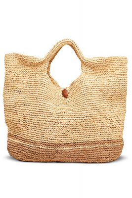 Natural Tash Tote Bag