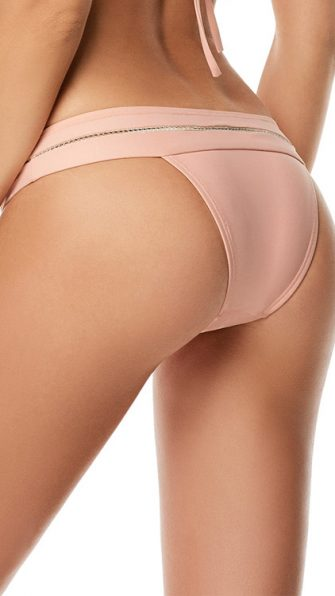 Rose Mesh Banded Bottom BACK