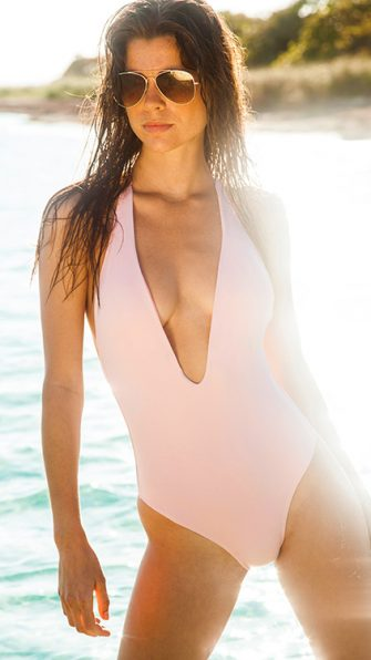 Suntan Flamingo One Piece LIF