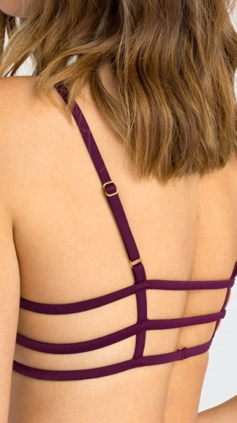 Fig Amora Bra Top BACK