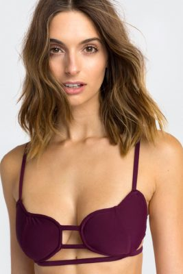 Fig Amora Bra Top