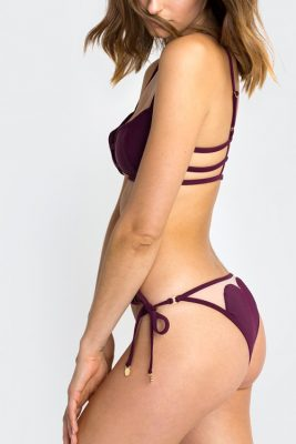 Fig Amora String Bikini SIDE