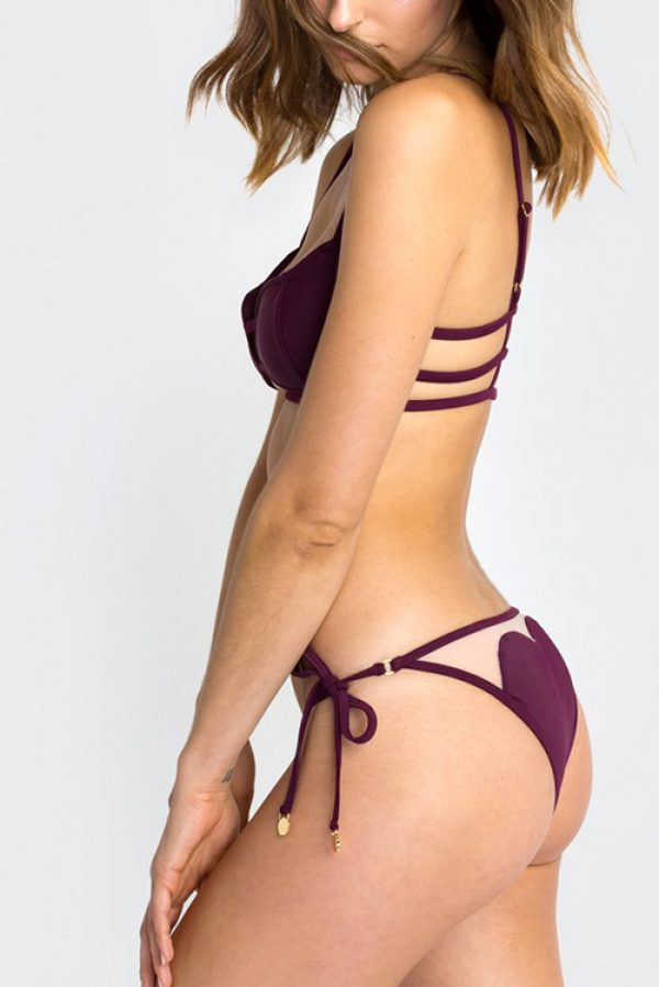 Fig Amora String Bikini SIDE
