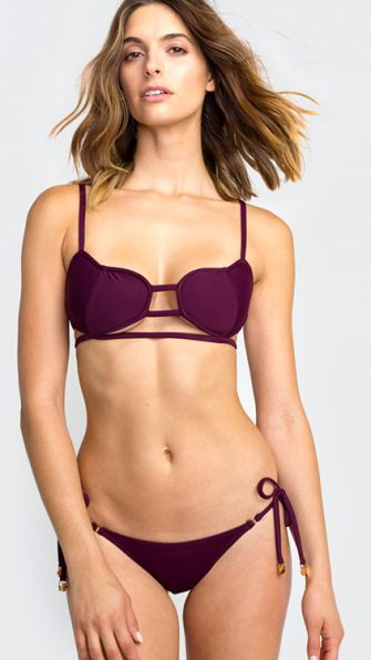 Fig Amora String Bikini