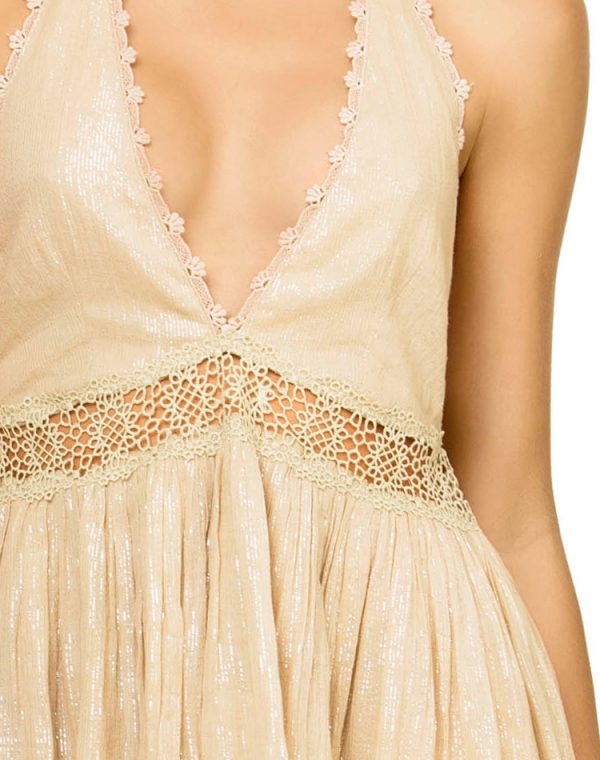 City of Stars Celeste Dress DETAIL