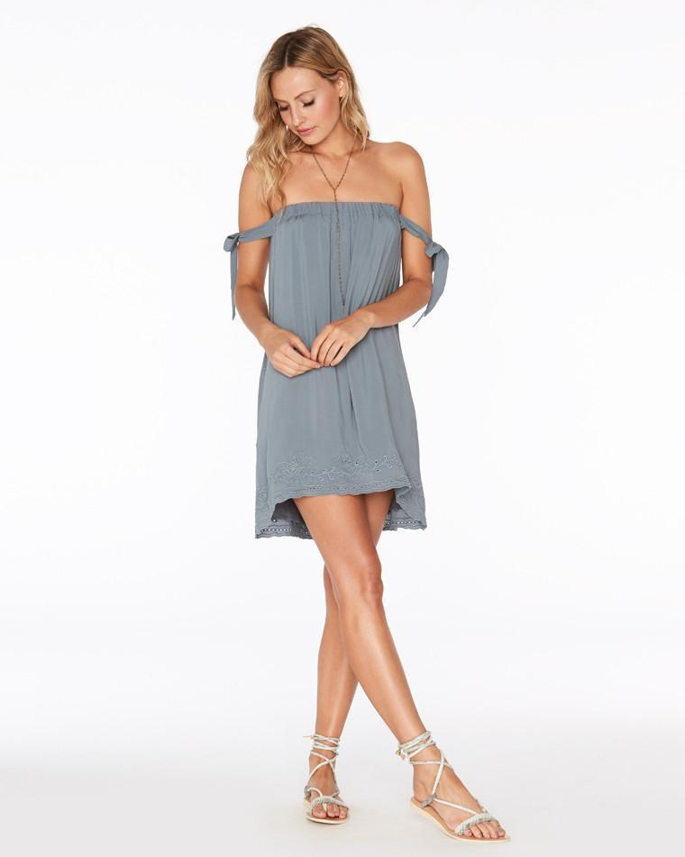 Sweet Dreams Dress by L*Space in Slated Glass