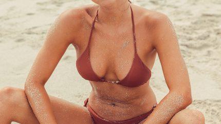Bronze Beach Tortola Bikini LIF