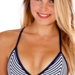 Regatta Stripe Triangle Top