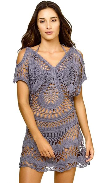 Amethyst Crochet Tunic ALT
