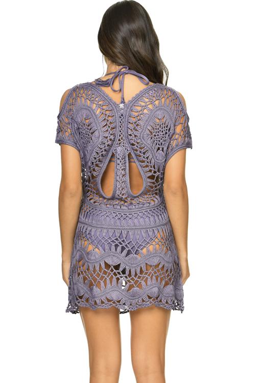 Amethyst Crochet Tunic ALT2