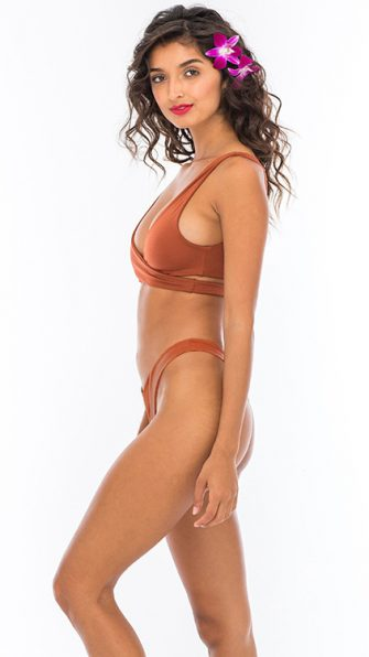Henna Captain Tenille Bikini SIDE