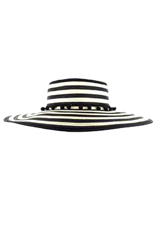 Lewis Woven Roll Up Hat ISOLATED