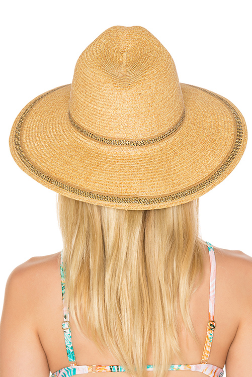 Sunny Days Panama Hat ALT