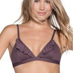 Fig Delightful Fixed Triangle Top