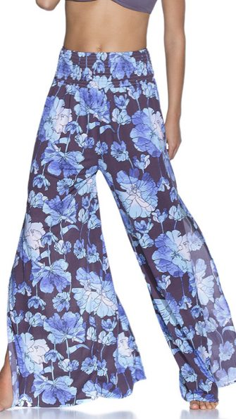 Watercolor Lagune Pant