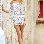 Mar de Azucar Cover Up Dress