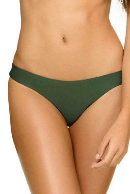 Envy Basic Ruched Teeny Bottom