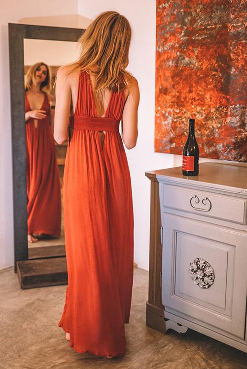 Lava Anjeli Maxi Dress LIF2