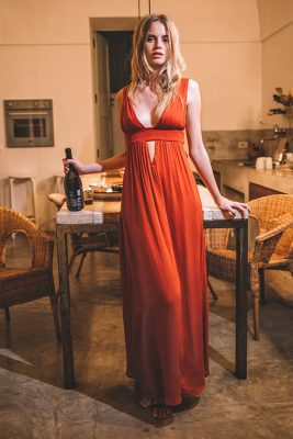 Lava Anjeli Maxi Dress LIF