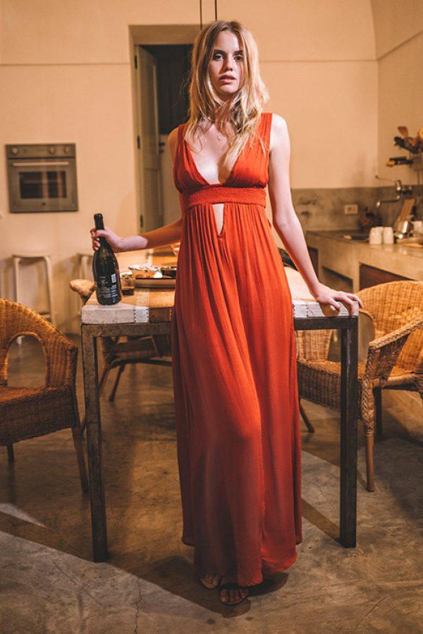 Lava Anjeli Maxi Dress LIF