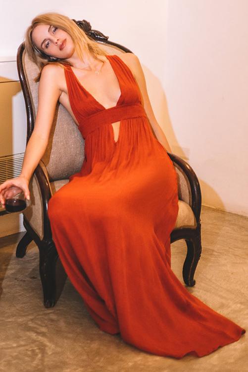 Lava Anjeli Maxi Dress LIF3