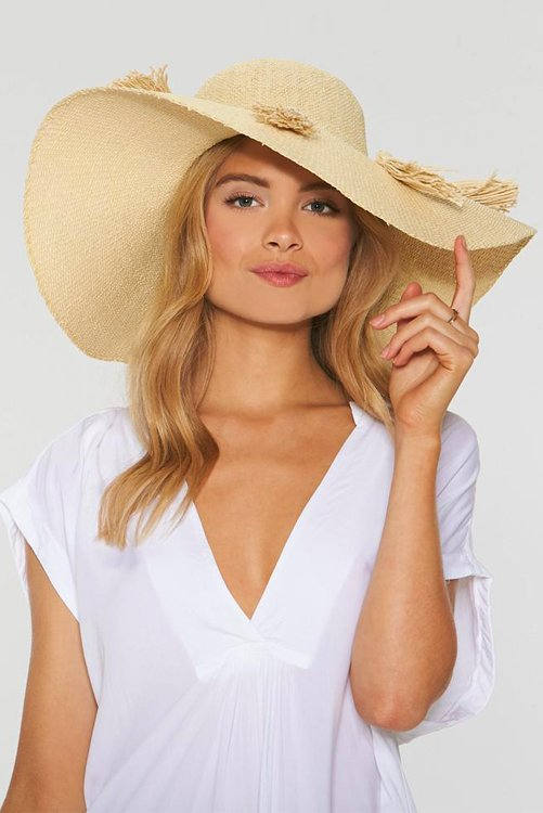 Natural Beach Weekend Hat ALT