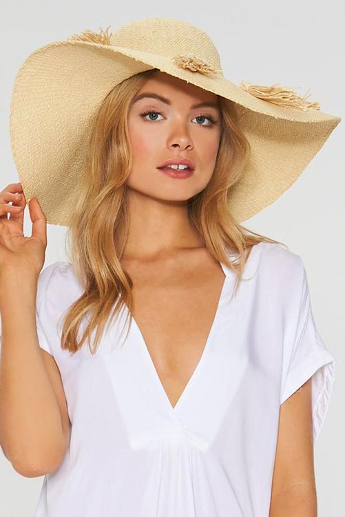Natural Beach Weekend Hat ALT2