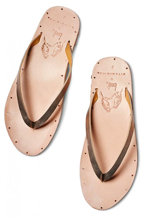 Bronze Natural Seabird Sandal ALT2