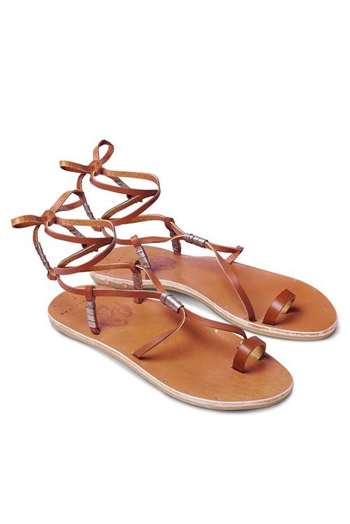 Tan Bluebird Sandal ALT3