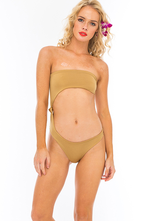 Cairo Colt One Piece Bodysuit