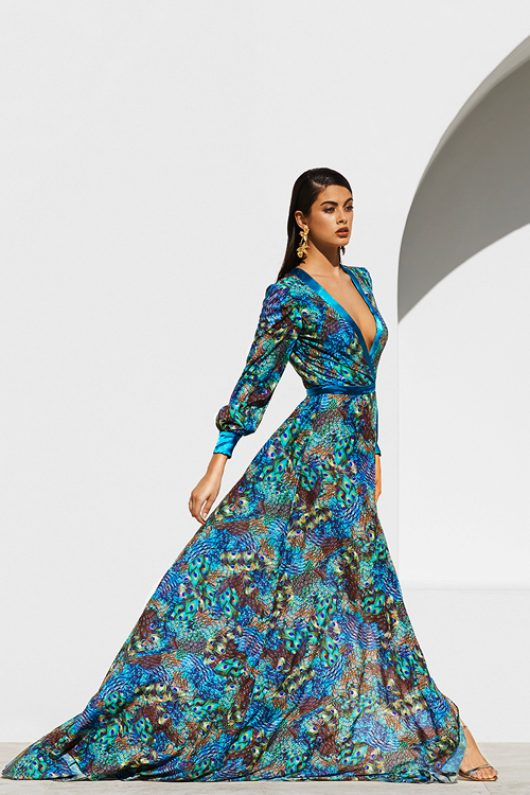 Divinity Long Sleeve Dress LIF