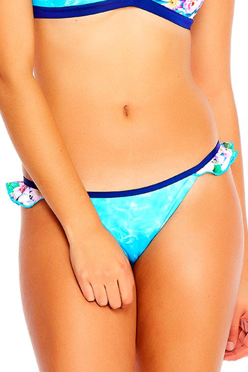 Infinity Frill Pant Bikini Bottom