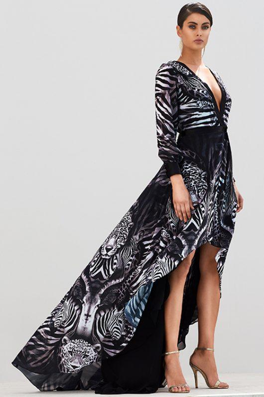 Primal Long Sleeve Dress LIF