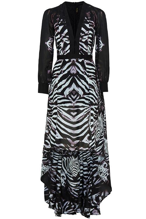 Primal Long Sleeve Dress FLAT