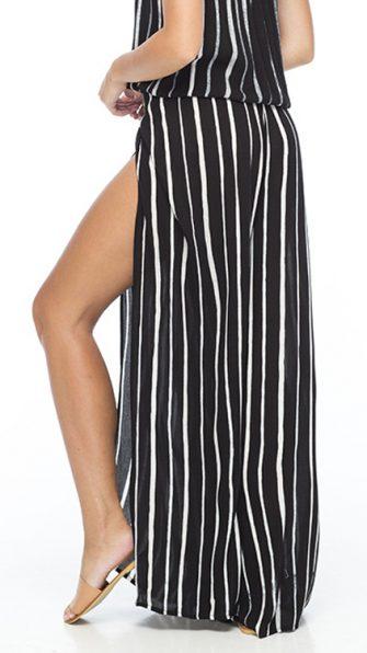 Black Stripe Eclipse Pant ALT