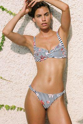 Floral Bay Camillia Top Sundrop Bottom Bikini LIF