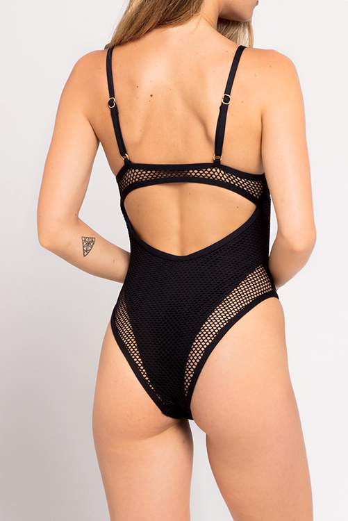 Halle One Piece Swimsuit ALT2