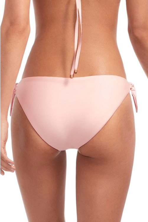 Perla Rosa Gidget Tie Side Bottom FULL COVERAGE