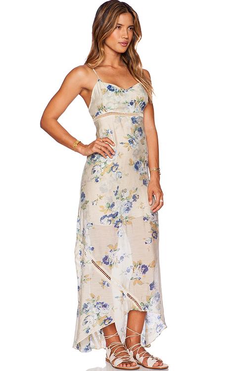 Misty Floral Maxi Dress_2