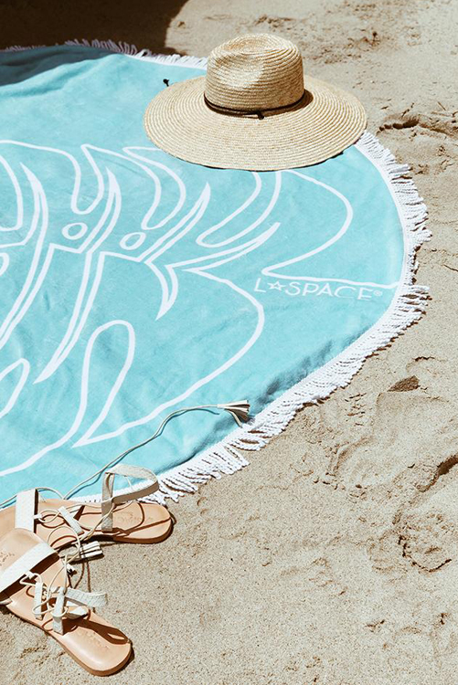 Turquoise Slippa Beach Towel_4