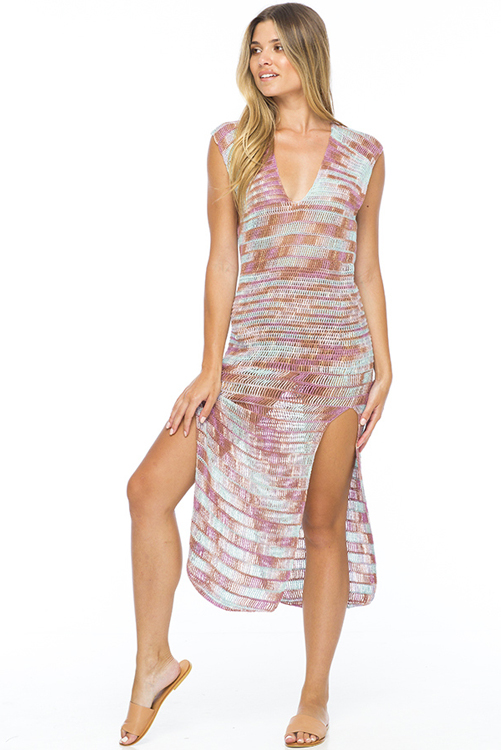 Space Dye Sedona Dress_2