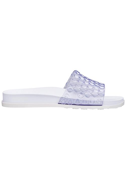 White Polibolha Slide Sandal_2
