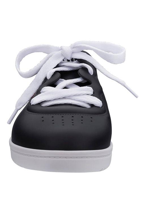 Melissa + Fila Sneaker Black White_8