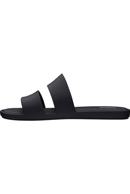 Matte Black Color Pop Sandals Melissa Shoes ALT3 32799-50481
