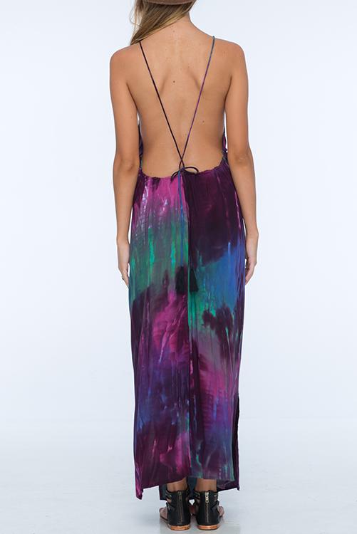 Cosmic Dye Spark Dress 3 SPARK-SC15