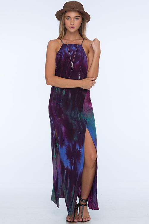 Cosmic Dye Spark Dress SPARK-SC15